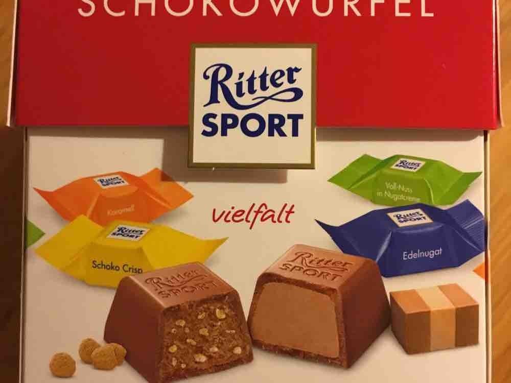 Ritter Sport Schokowürfel von muellerela905   Hochgeladen von: muellerela905