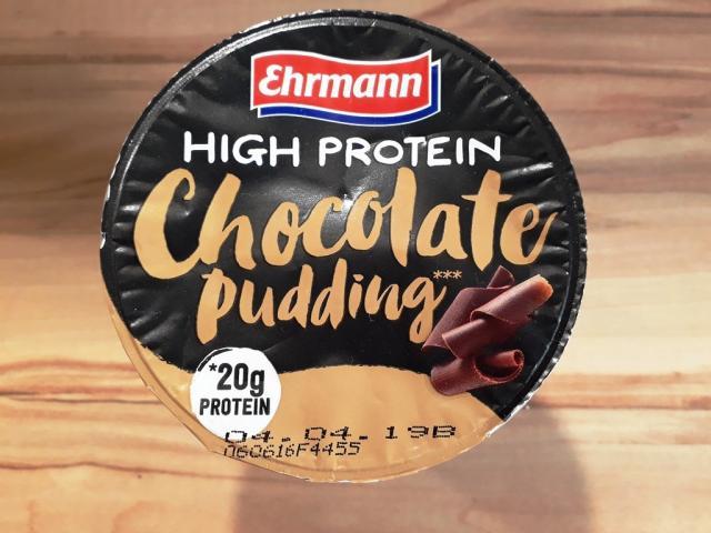 high Protein chocolate pudding   Hochgeladen von: cucuyo111