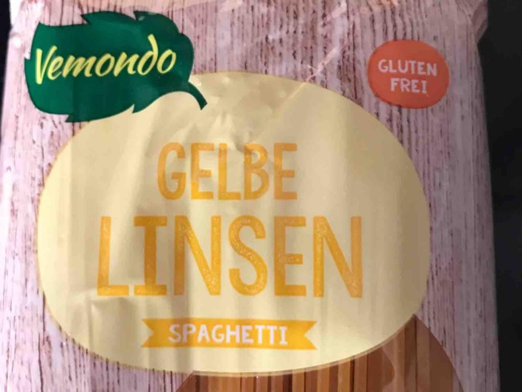 Gelbe Linsen Spaghetti, linsen von matsman   Hochgeladen von: matsman