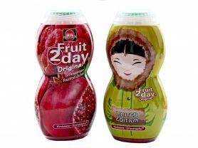 Fruit2Day, Himbeere-Granatapfel | Hochgeladen von: JuliFisch