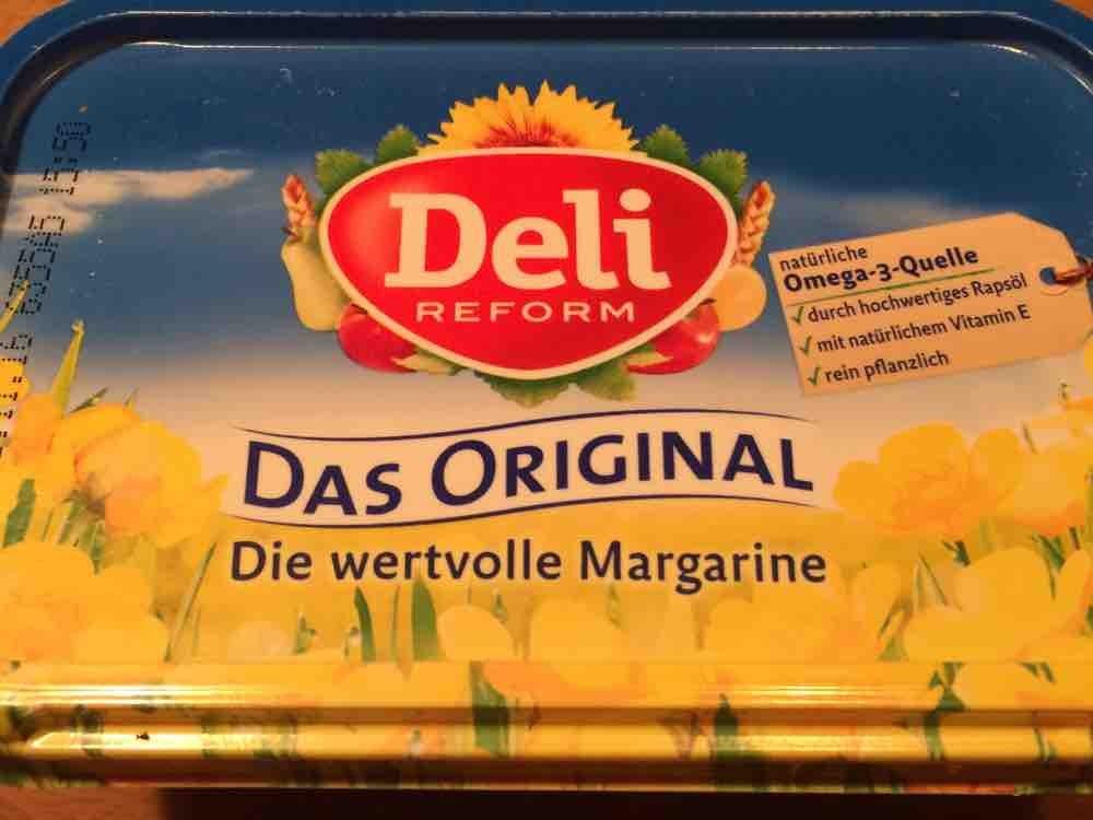 Deli Reform Original Margarine von tinka   Hochgeladen von: tinka