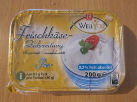 Frischkäsezubereitung 0,2% Fett, Pur | Hochgeladen von: Cassilde