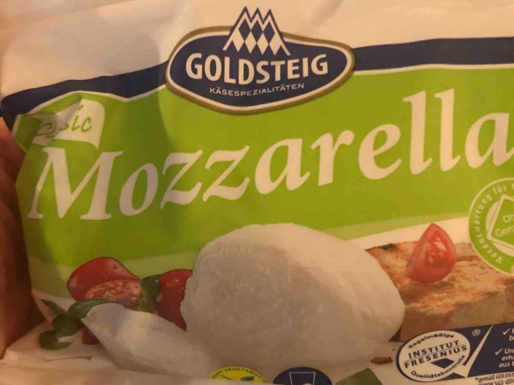 Mozzarella, Classic  von SophieTS | Hochgeladen von: SophieTS