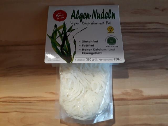 Algen-Nudeln, mit Meersalz | Hochgeladen von: cucuyo111