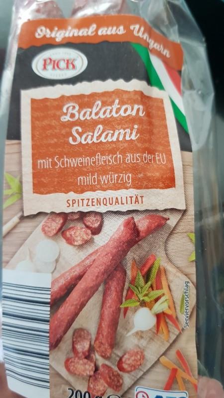 Nalatok Salami, mild würzig von gymarcy | Hochgeladen von: gymarcy