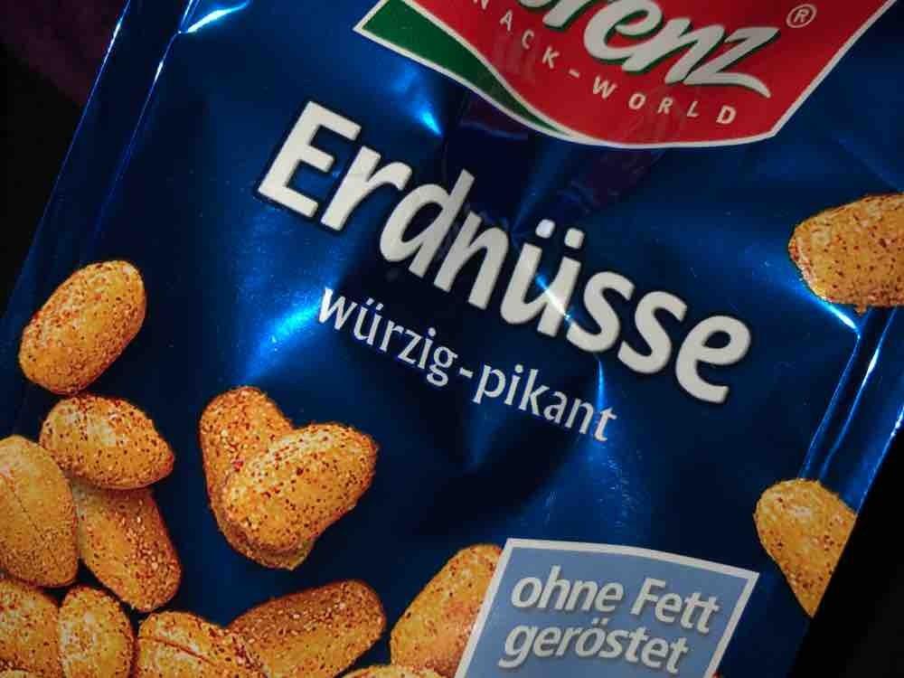 Erdnüsse würzig-pikant von Bettuey | Hochgeladen von: Bettuey