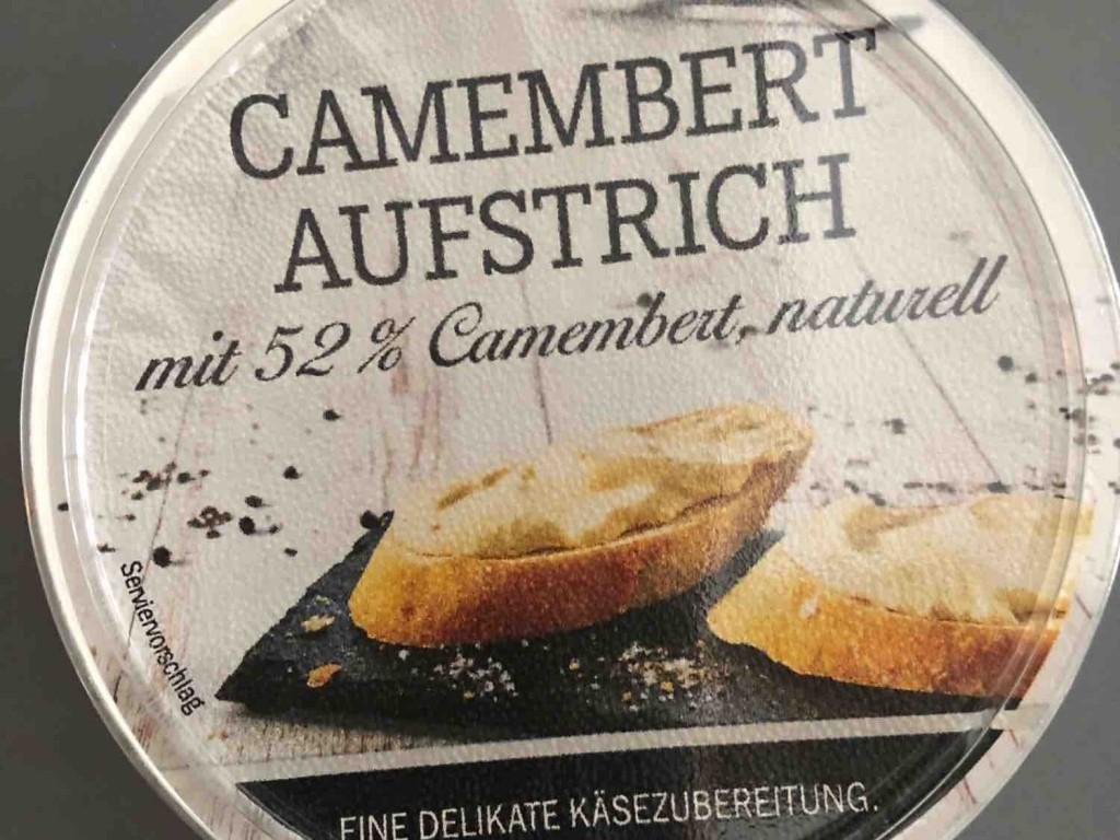 Camenber Aufstrich, mit 52% Camembert naturell von daphnereinhardt525 | Hochgeladen von: daphnereinhardt525