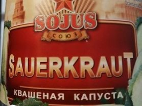 Sauerkraut (SOJUS), Russische Art | Hochgeladen von: antonsoest508