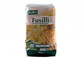Fusilli aus reinem Bio-Hartweizen   Hochgeladen von: JuliFisch