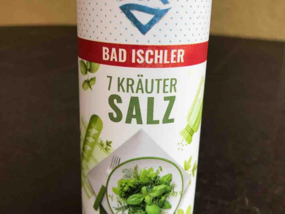 Salz 7 Kräuter von Goggy | Hochgeladen von: Goggy