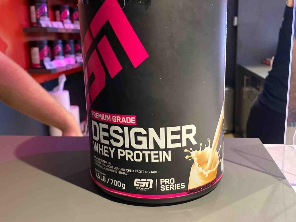 Designer Whey Protein, Banana von martin.sobik   Hochgeladen von: martin.sobik