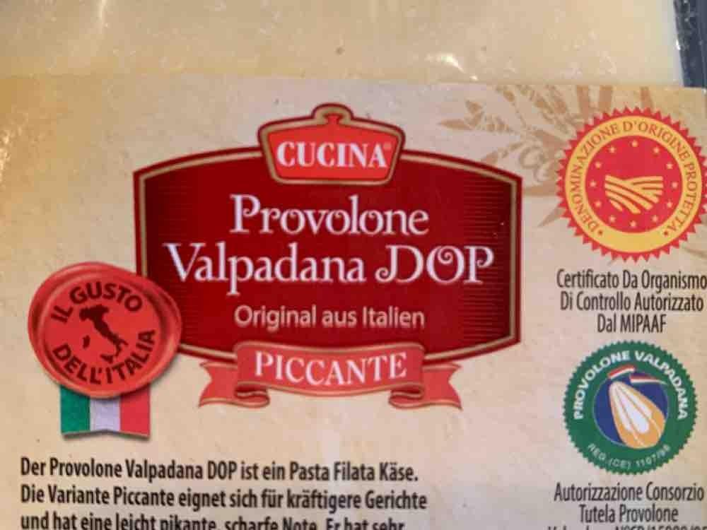 Provolone Valpadana, piccante von Werdschlank | Hochgeladen von: Werdschlank