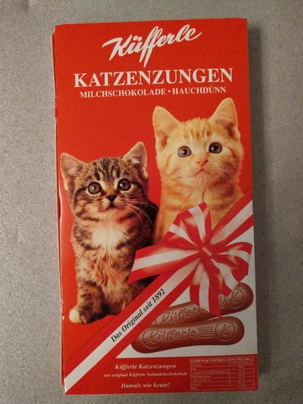 Katzenzungen, Vollmilch - Hauchdünn von Eatlesswalkmore | Hochgeladen von: Eatlesswalkmore