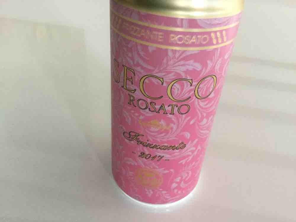 Secco Rosato Frizzante Trocken von mettigel | Hochgeladen von: mettigel