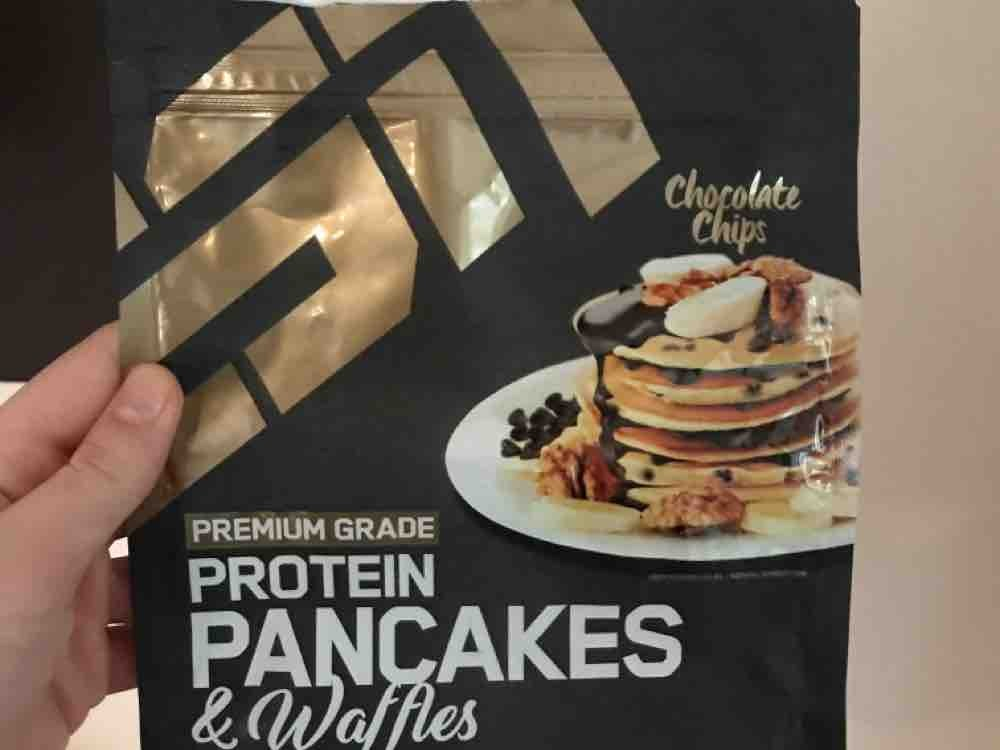 ESN Pancakes chocolate chips von fetteJette | Hochgeladen von: fetteJette