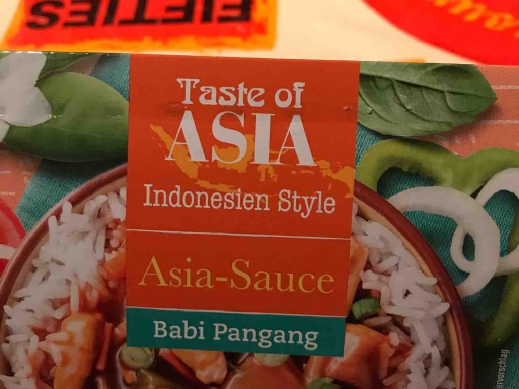 Asia Sauce, Babi   Pangang von heikomoo   Hochgeladen von: heikomoo