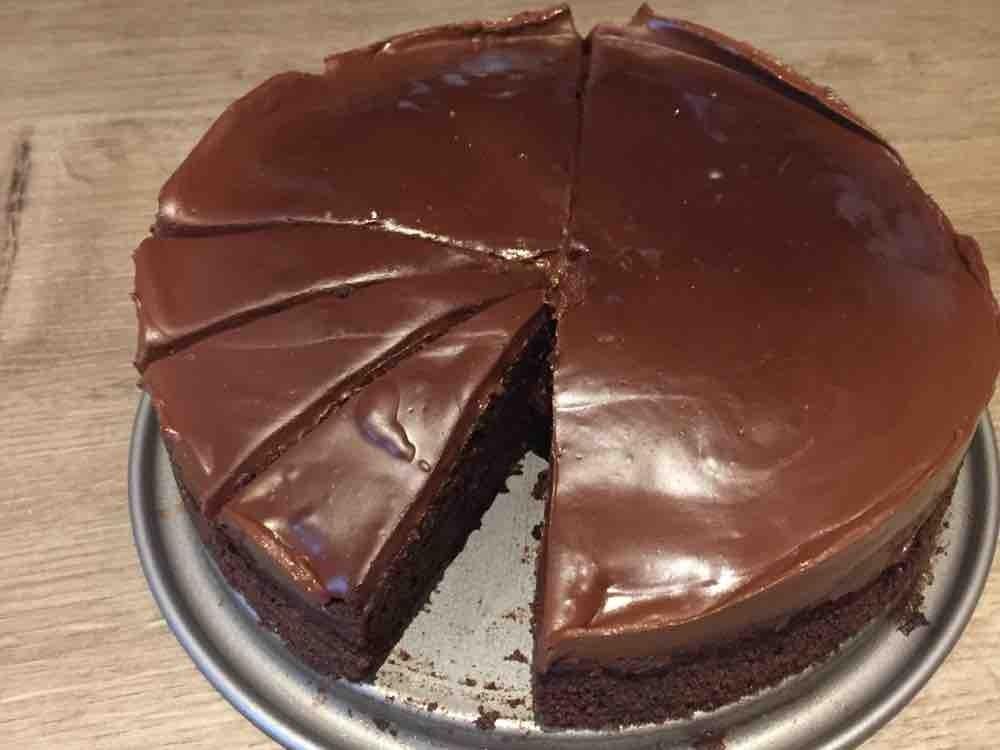 Schokoladenkuchen, Durchschnitt von martinaschranz786 | Hochgeladen von: martinaschranz786