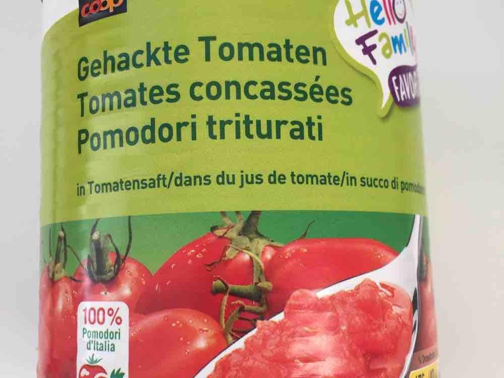 Gehackte Tomaten , in Tomatensaft von Franziska3 | Hochgeladen von: Franziska3