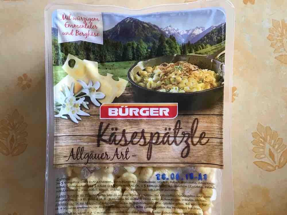 Käsespätzle, Allgäuer Art von hedi54 | Hochgeladen von: hedi54