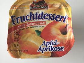 Fruchtdessert, Apfel-Aprikose   Hochgeladen von: LutzR