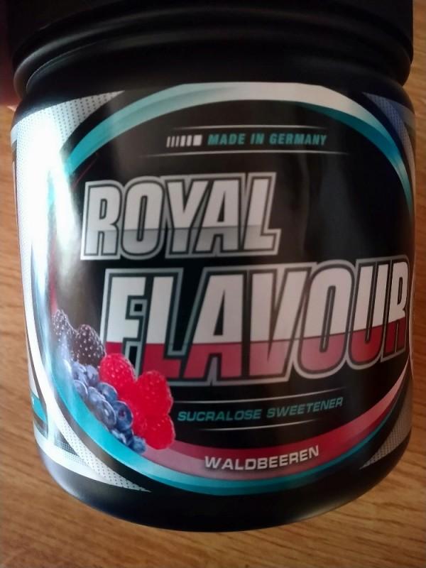 S.U. Royal Flavour System, Waldbeeren von schulli   Hochgeladen von: schulli