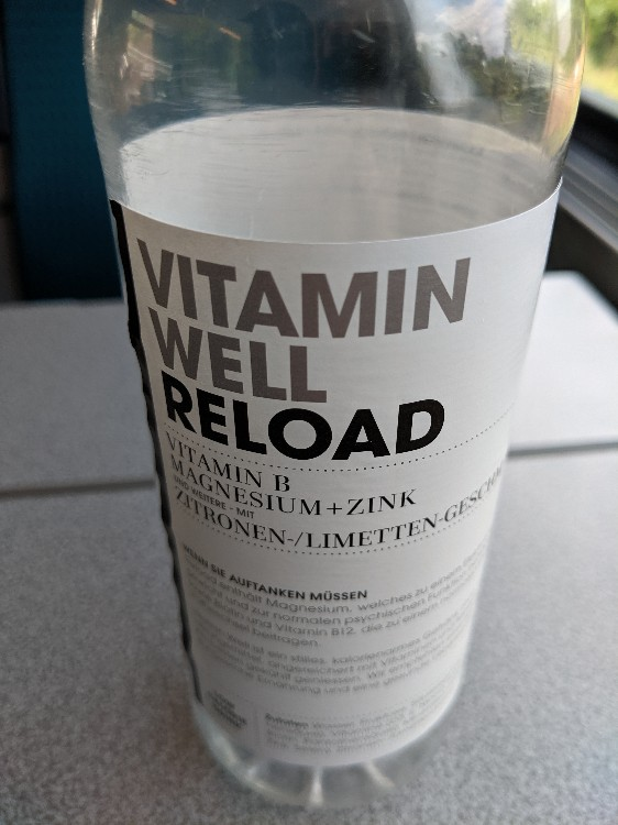 Vitamin Well Reload von DaniZH03   Hochgeladen von: DaniZH03