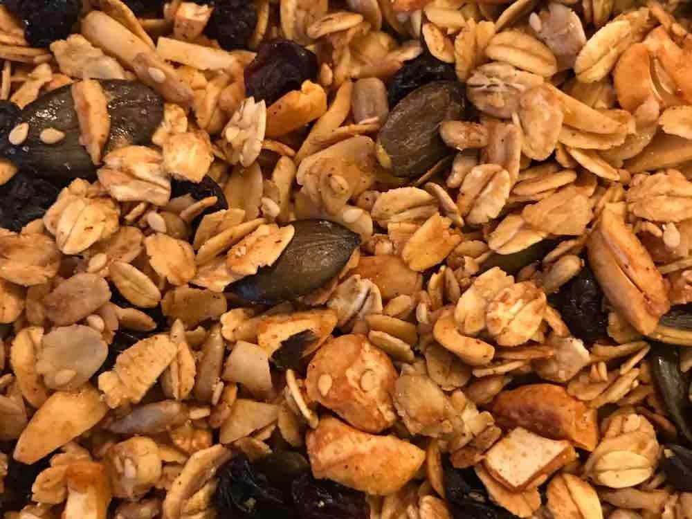 Granola / Knuspermüsli, Original / Natur von hexeschrumpeldei106   Hochgeladen von: hexeschrumpeldei106