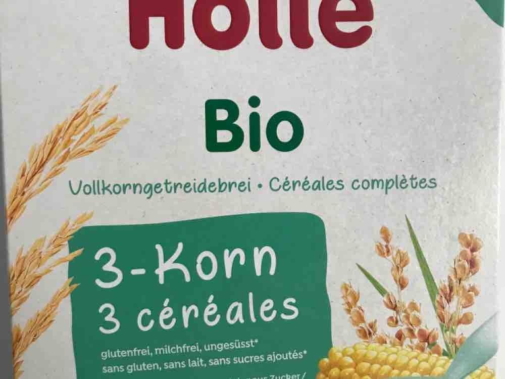 Bio-Babybrei 3-Korn, Holle von anni0007 | Hochgeladen von: anni0007
