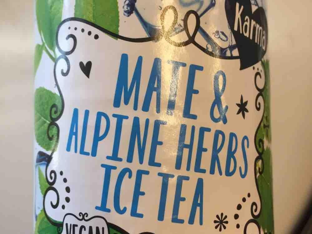 Coop Material & Alpine Herbs Ice Tea  von MariusMatt   Hochgeladen von: MariusMatt