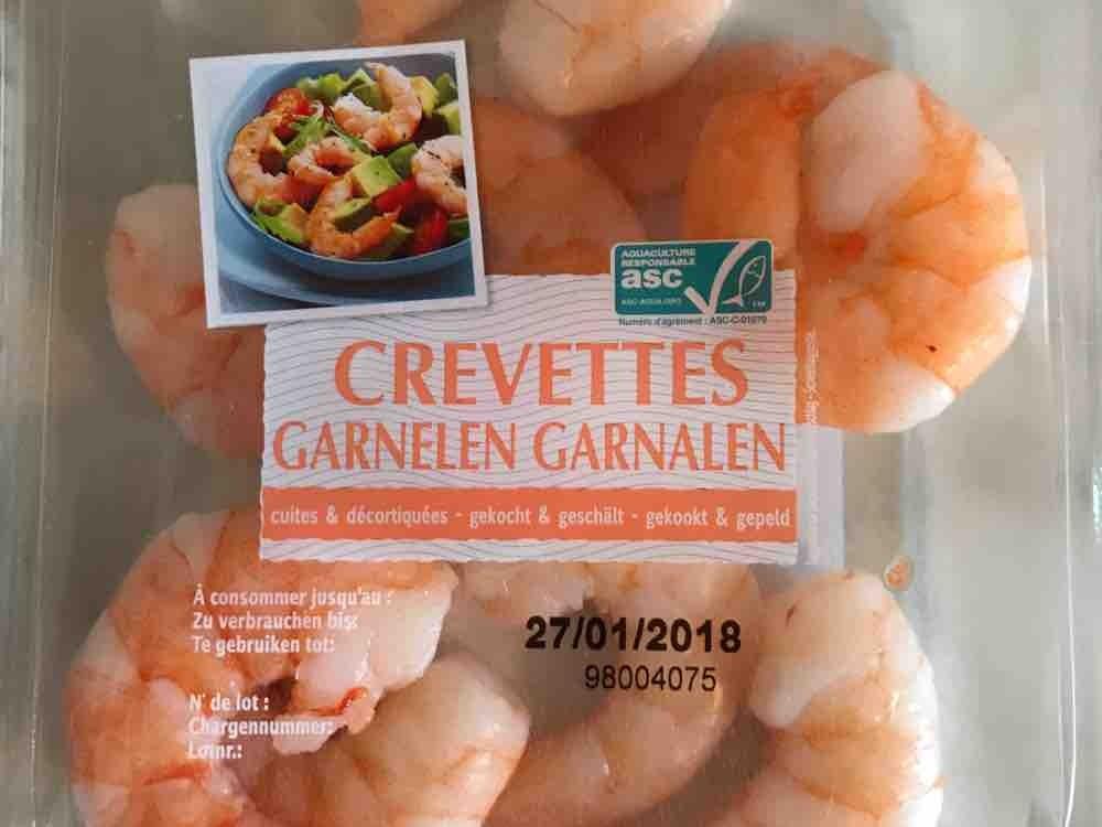 Labeyrie Crevettes Garnelen , Fisch von Elocin2015   Hochgeladen von: Elocin2015