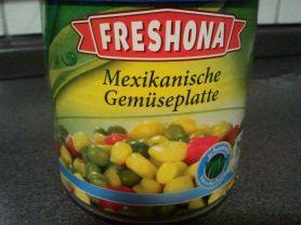 Mexikanische Gemüseplatte   Hochgeladen von: huhn2