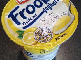 Froop Frucht auf Joghurt, Zitrone   Hochgeladen von: tbohlmann
