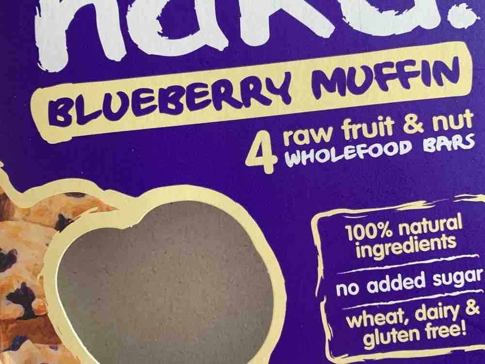 Nakd Blueberry Muffin von daniela.sabljo | Hochgeladen von: daniela.sabljo