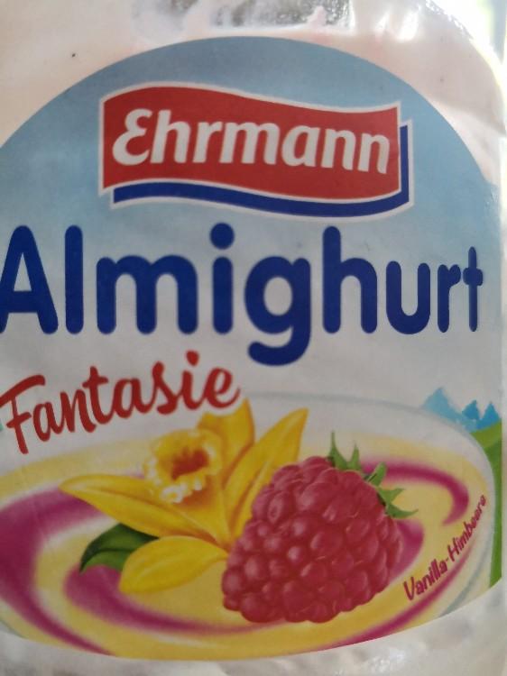 Almighurt Fantasie, Vanilla Himbeer von King84211   Hochgeladen von: King84211