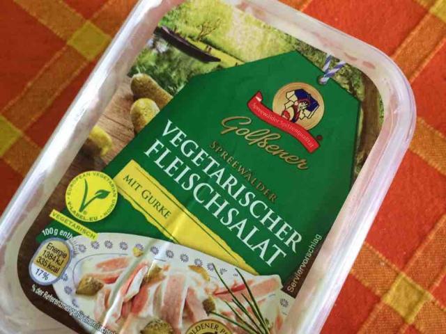 vegetarischer fleischsalat