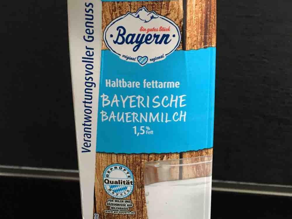 Haltbare Fettarme Milch, Bayrische Bauernmilch von NRet   Hochgeladen von: NRet