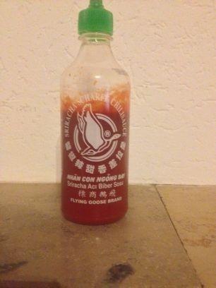 Sriracha scharfe Chilisauce | Hochgeladen von: Wolly deWitt