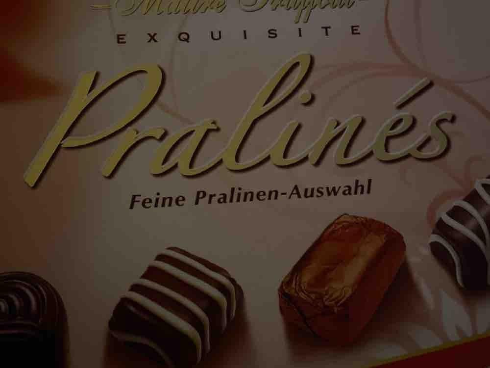 Pralinés, Feine Pralinen-Auswahl, Pralinenmix von AndyGutschier | Hochgeladen von: AndyGutschier