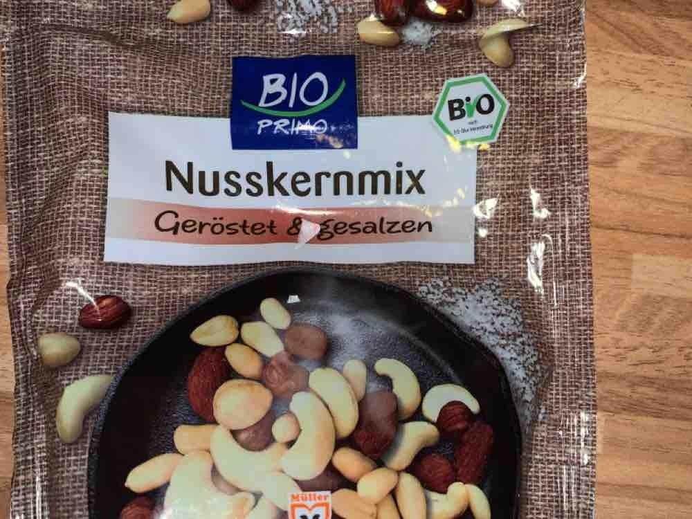 Bio Nusskernmischunh von Anti14 | Hochgeladen von: Anti14