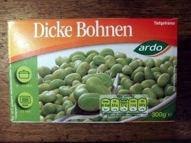 Dicke Bohnen, tiefgefroren, 300g, Hersteller Ardo | Hochgeladen von: arcticwolf