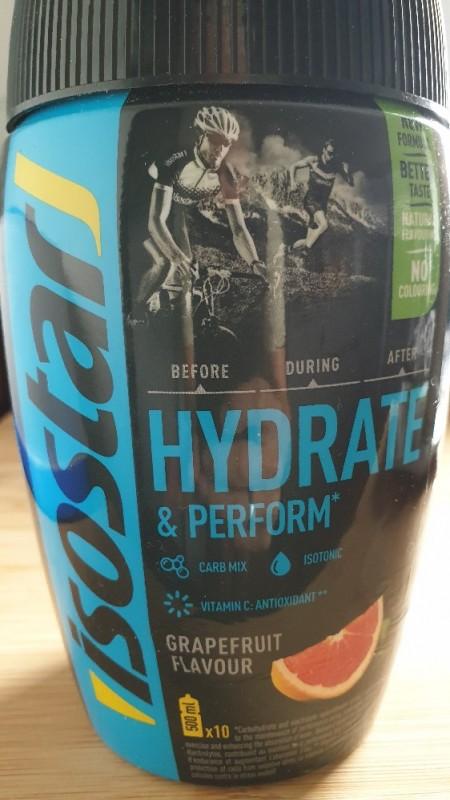 Isostar Hydrate & Perform, Grapefruit von nii.saaxx   Hochgeladen von: nii.saaxx