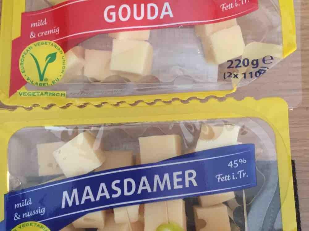 Käse-Snack, Gouda von h0meboy | Hochgeladen von: h0meboy
