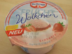 Frucht Wölkchen, Erdbeere | Hochgeladen von: Teecreme