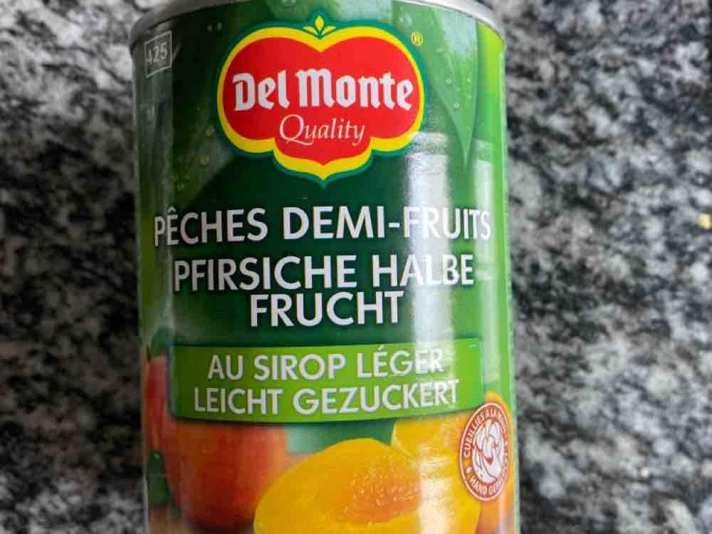 Pfirsiche halbe Frucht, leicht gezuckert von Sheila4   Hochgeladen von: Sheila4
