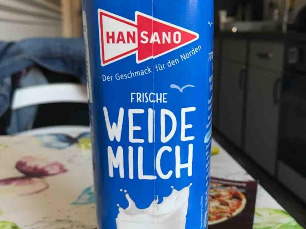 Frische Weidemilch 1,8% Fett von heikof72 | Hochgeladen von: heikof72