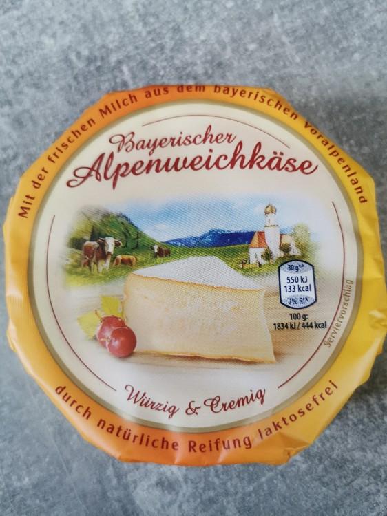 Bayerischer Alpenweichkäse, mild & cremig von sarahengel | Hochgeladen von: sarahengel