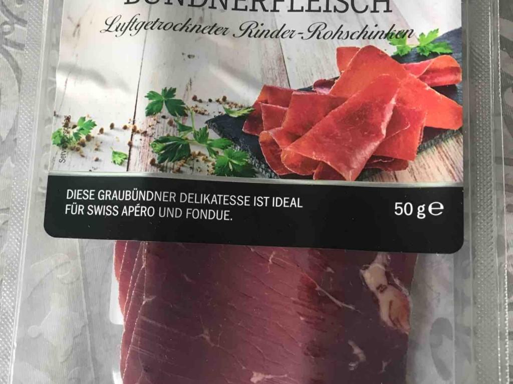 Rinder-Rohschinken, luftgetrocknet von Sonnschein | Hochgeladen von: Sonnschein