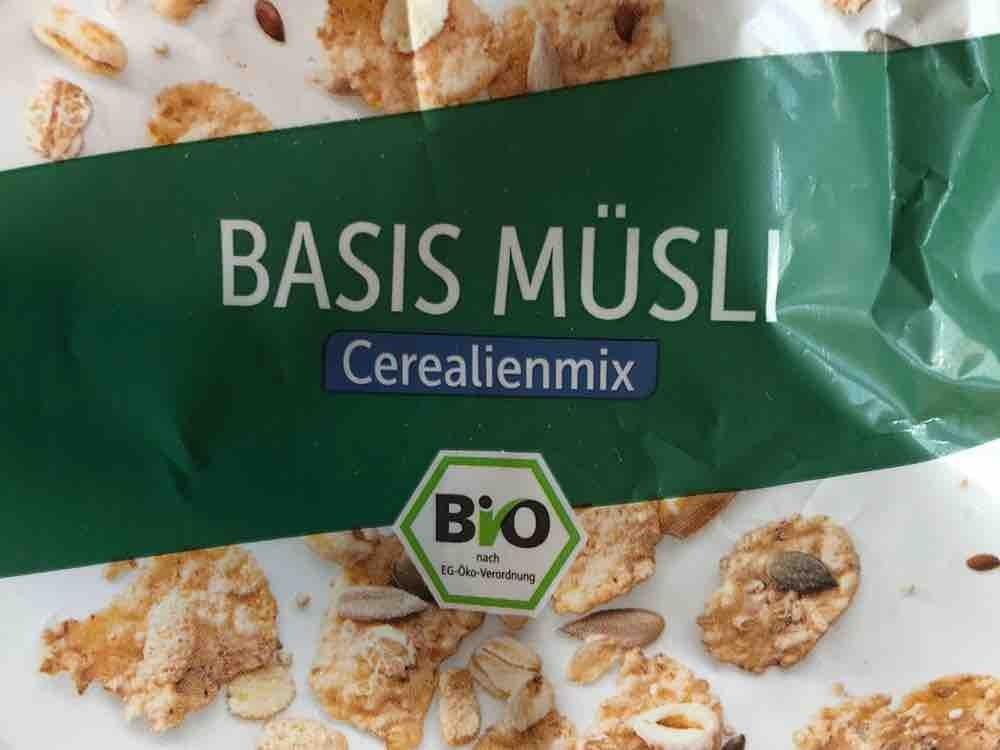 Basis Müsli, Cerealienmix von Waldemareus   Hochgeladen von: Waldemareus
