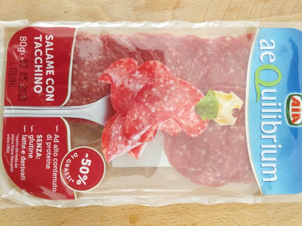 Salame con Tacchino, Salami von AlexanderHunz | Hochgeladen von: AlexanderHunz
