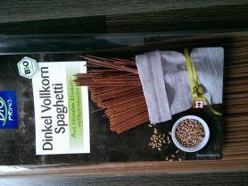 Bio Dinkel Vollkorn Spaghetti | Hochgeladen von: chilly03